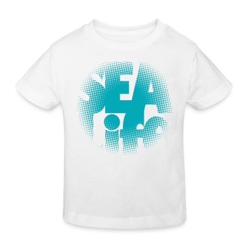 Sealife surfing tees, clothes and gifts FP24R01A - Lasten luonnonmukainen t-paita