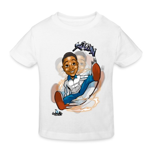ZION FINAL VERSIONS 1 png - Kids' Organic T-Shirt