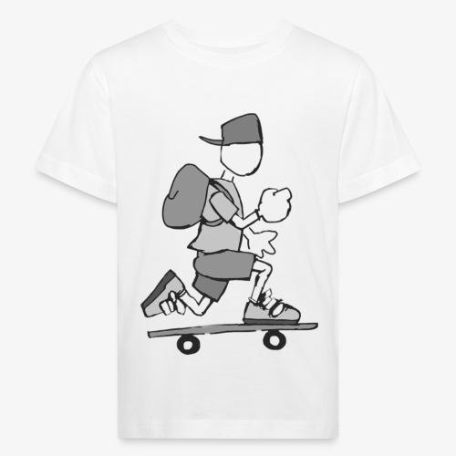 Back to school - T-shirt bio Enfant