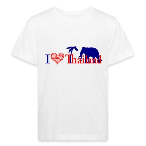 I love Thailand - Kids' Organic T-Shirt
