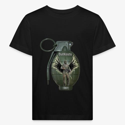 grenadearma3 png - Kids' Organic T-Shirt
