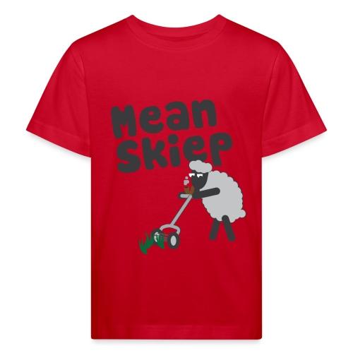 meanskiep design - Kinderen Bio-T-shirt