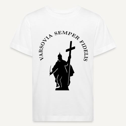 varsoviasf - Ekologiczna koszulka dziecięca