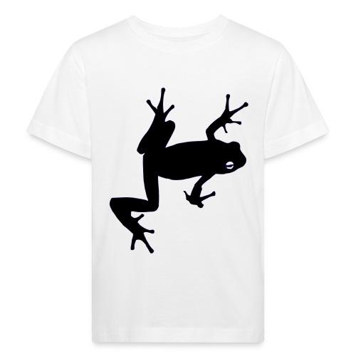 Frosch - Kinder Bio-T-Shirt
