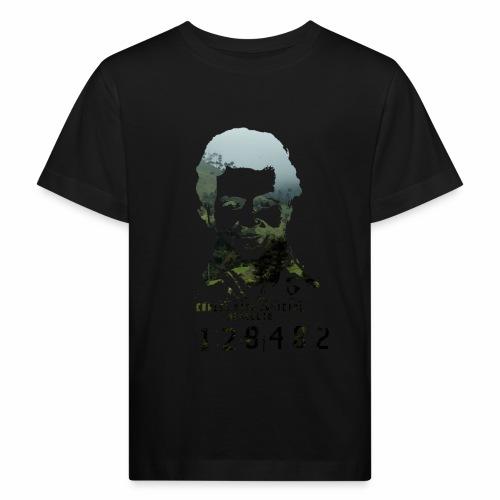 Pablo Escobar - Regenwald in Kolumbien - Kinder Bio-T-Shirt