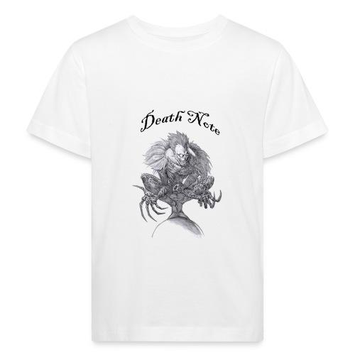 death note t-shirt - T-shirt bio Enfant