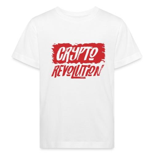 Crypto Revolution - Kids' Organic T-Shirt