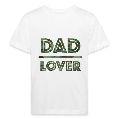 DAD LOVER - Ekologisk T-shirt barn