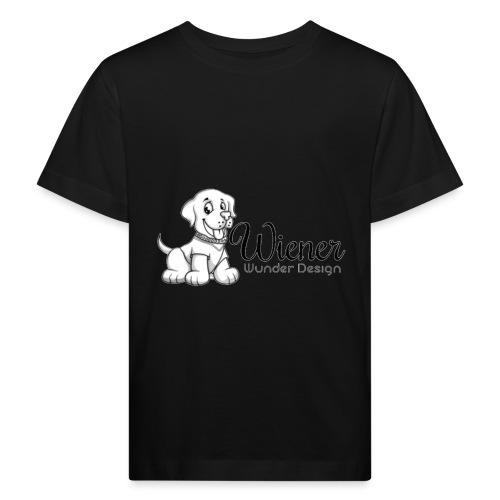 Wiener Wunder Hund - Kinder Bio-T-Shirt