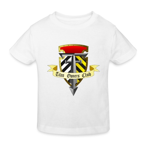 TOC Gothic Clear Background 1 - Kids' Organic T-Shirt