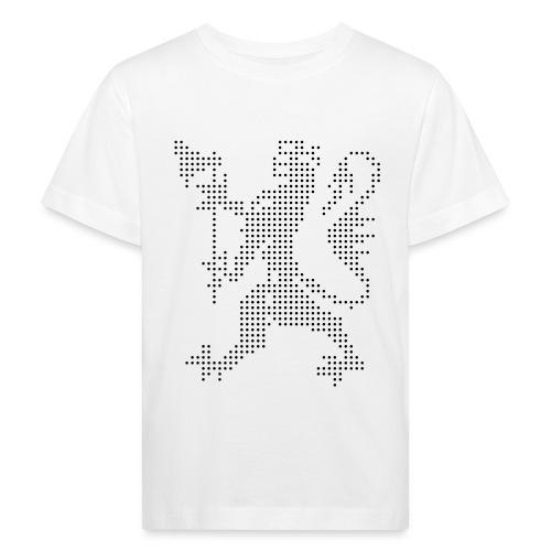 Den norske løve - Økologisk T-skjorte for barn