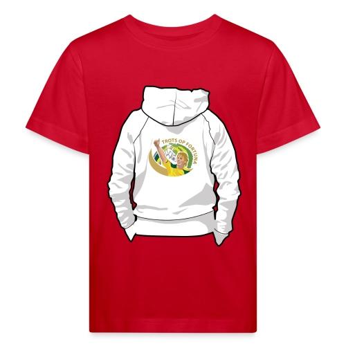 hoodyback - Kinderen Bio-T-shirt