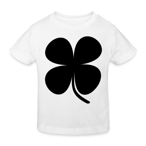CLOVER - Camiseta ecológica niño