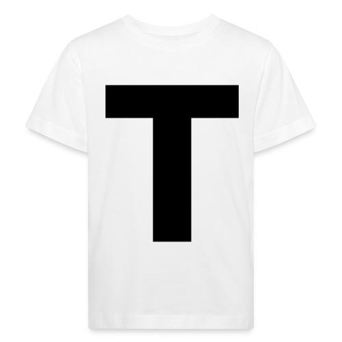 Tblack - Kinder Bio-T-Shirt