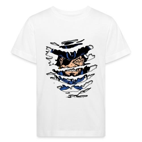 Pirates inside - Maglietta ecologica per bambini