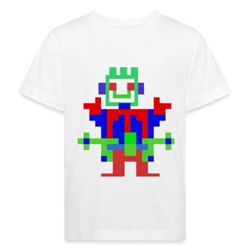 Christoph's Robot - Kinder Bio-T-Shirt