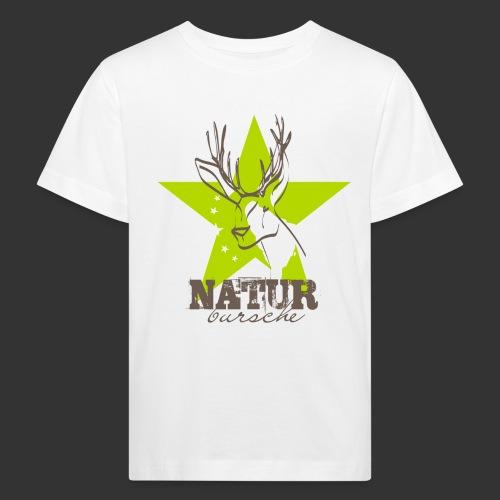 Naturbursche - Kinder Bio-T-Shirt