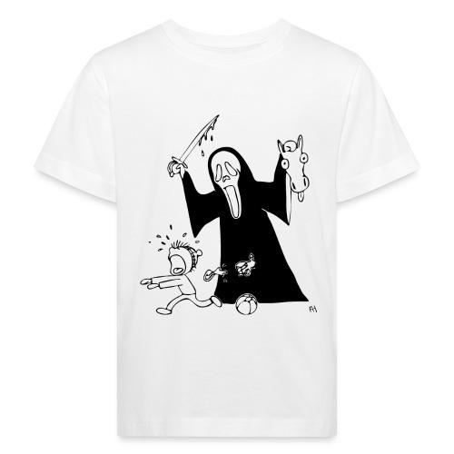 halloween t-skjorte - Økologisk T-skjorte for barn