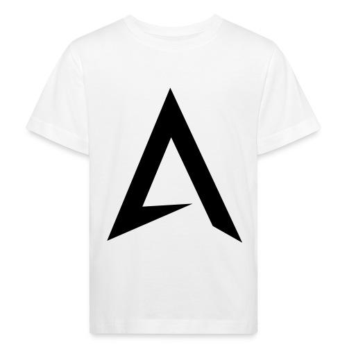 alpharock A logo - Kids' Organic T-Shirt