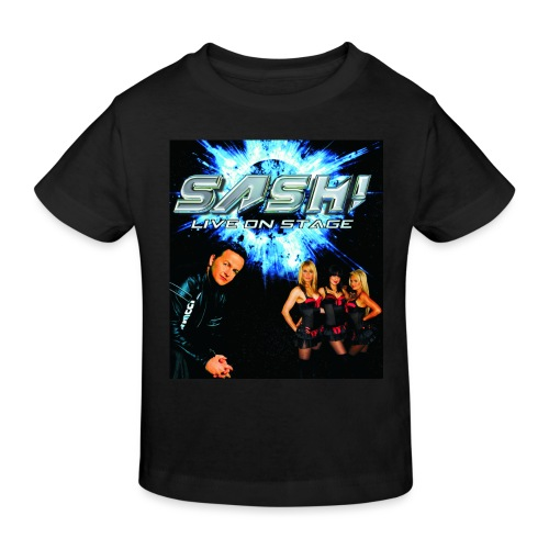 SASH! Live - Kids' Organic T-Shirt