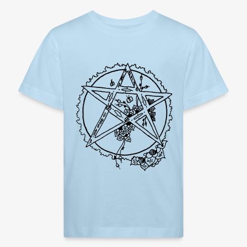 Flowergram - Kids' Organic T-Shirt