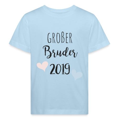 Großer Bruder 2019 - Kinder Bio-T-Shirt