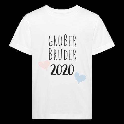 Großer Bruder 2020 - Kinder Bio-T-Shirt