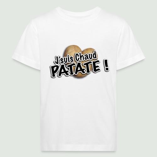 chaud patate - T-shirt bio Enfant