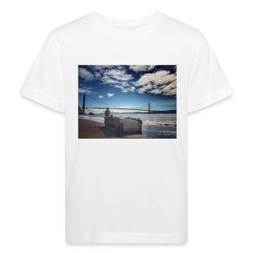 poncio - Camiseta ecológica niño