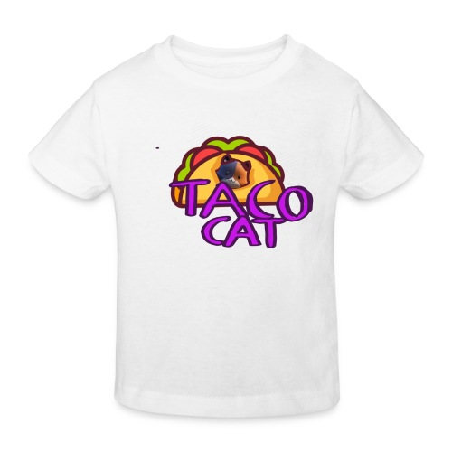 TACO CAT - Ekologisk T-shirt barn