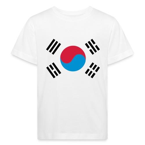 South Korea - Kinderen Bio-T-shirt