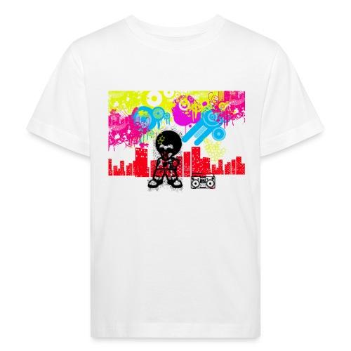 T-Shirt Happiness Uomo 2016 Dancefloor - Maglietta ecologica per bambini