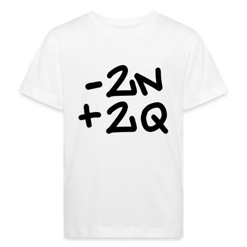 -2n+2q - Kids' Organic T-Shirt