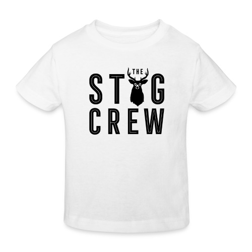 THE STAG CREW - Kids' Organic T-Shirt