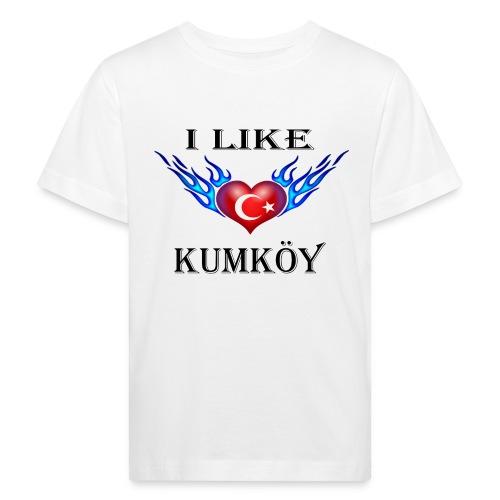 I Like Kumköy - Kinder Bio-T-Shirt