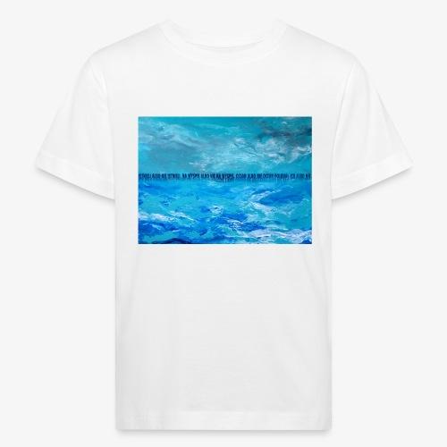 Atlantyda - Ekologiczna koszulka dziecięca