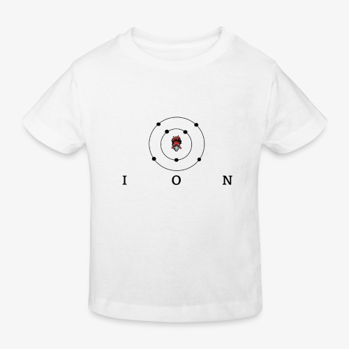 logo ION - T-shirt bio Enfant