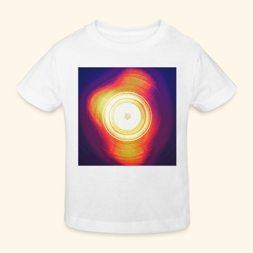round color - T-shirt bio Enfant