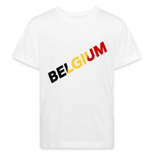BELGIUM - T-shirt bio Enfant