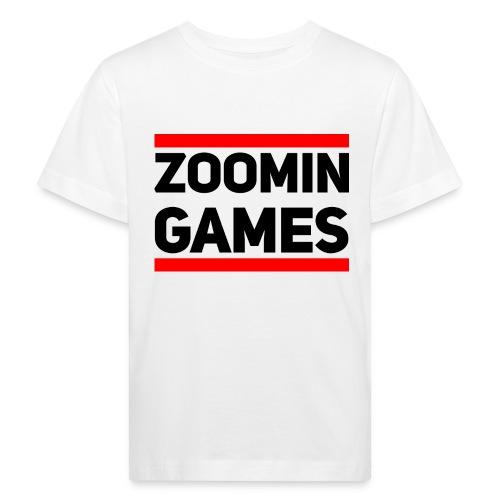 9815 2CRUN ZG - Kids' Organic T-Shirt