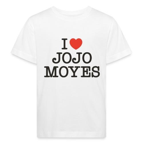 I LOVE JOJO MOYES - Organic børne shirt