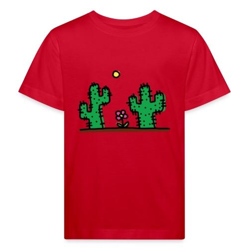 Cactus - Maglietta ecologica per bambini