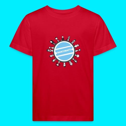 BancoFamily stick - Maglietta ecologica per bambini