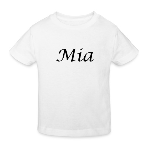 Mia - Kinder Bio-T-Shirt