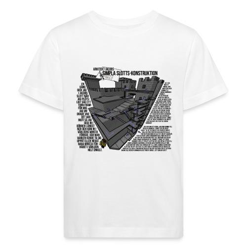 Jacobs Slott - Ekologisk T-shirt barn