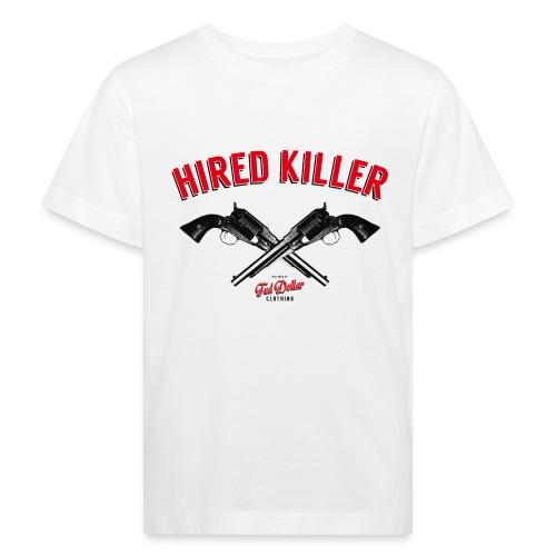 Hired Killer - T-shirt bio Enfant