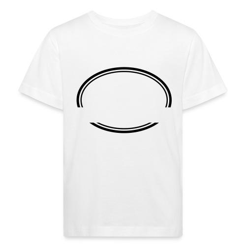 Kreis offen - Kinder Bio-T-Shirt