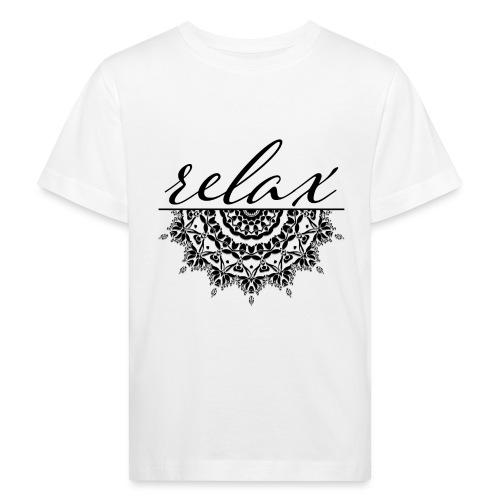 Relax inspire meditation zen - T-shirt bio Enfant