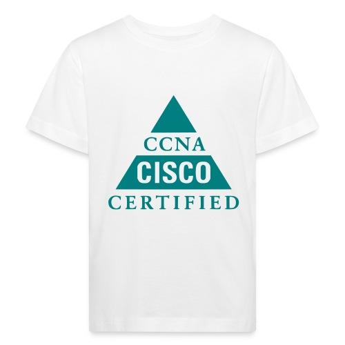 ccna male - Ekologiczna koszulka dziecięca