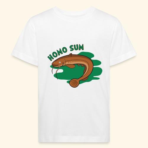 Homo sum ;) - Ekologiczna koszulka dziecięca